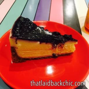 Blueberry Cheesecake - P130