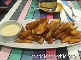 Potato Wedges - P120